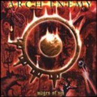 Arch Enemy - Wages Of Sin (Music CD)