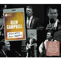 Glen Campbell - Access All Areas (Live Recording/+DVD)