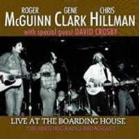 Chris Hillman - Live at the Boarding House (Live Recording) (Music CD)