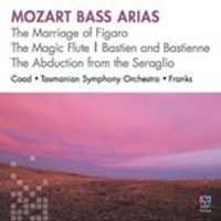 Mozart Bass Arias (Music CD)