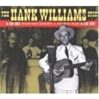 Hank Williams - HANK WILLIAMS 4CD