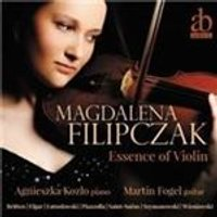 Essence of Violin (Music CD)
