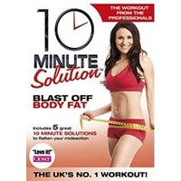 10 Minute Solution - Blast Off Body Fat