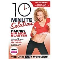 10 Minute Solution - Cardio Hip Hop Blaster