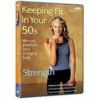 Keeping Fit In Your 50S - Strength