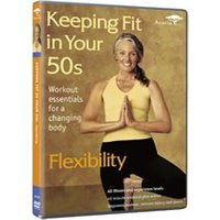 Keeping Fit In 50s - Flexibility