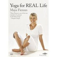 Maya Fiennes - Yoga For Real Life