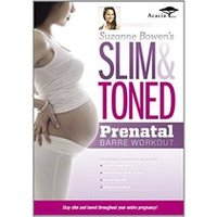Suzanne Bowens Slim And Toned Prenatal Barre Workout