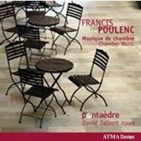 Poulenc: Chamber Music (Music CD)