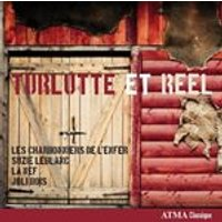 Turlutte et Reel (Music CD)