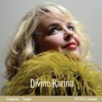 Divine Karina (Music CD)
