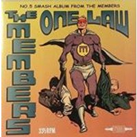 Members (The) - One Law (Music CD)