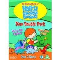Harry And His Bucket Full Of Dinosaurs - Dino Double Pack