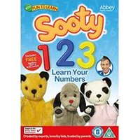 Sooty: 123 Learn Your Numbers