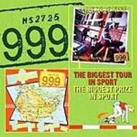999 - The Biggest Tour In Sport/The Biggest Prize In Sport (Music CD)