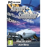 Airport Simulator (PC CD)
