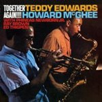 Teddy Edwards - Together Again (Music CD)