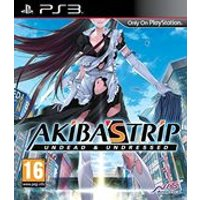 Akibas Trip: Undead & Undressed (PS3)