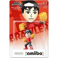 Nintendo Amiibo Smash Bros Collection Character - Mii Brawler (Wii U / Nintendo 3DS)