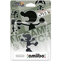 Nintendo Amiibo Smash Bros Collection Character - Mr. Game and Watch (Wii U / Nintendo 3DS)