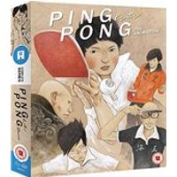 Ping Pong - Collectors Edition [Dual Format] [Blu-ray] (Blu-ray)