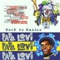 Papa Levi - Back To Basics (Music CD)