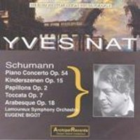 Yves Nat plays Schumann