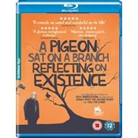 A Pigeon Sat on a Branch Reflecting Upon Existence (Blu-ray)