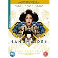 The Handmaiden (Special Edition DVD)