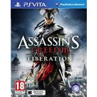 Assassins Creed III - Liberation (PlayStation Vita)