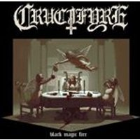 Crucifyre - Black Magic Fire (Music CD)