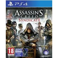 Assassins Creed Syndicate (PS4)