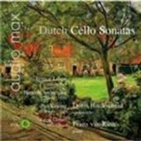 Dutch Cello Sonatas, Vol. 6 (Music CD)