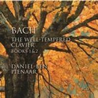 Daniel-Ben Pienaar - J. S. Bach The Well-Tempered Clavier, Books 1 & 2 (Music CD)