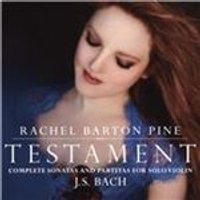 Testament: J.S. Bach - Complete Sonatas and Partitas for Solo Violin (Music CD)