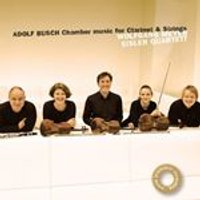 Adolf Busch: Chamber Music for Clarinet and Strings (Music CD)