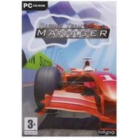 Racing Team Manager (PC DVD)