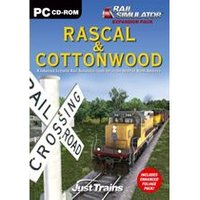 Rascal & Cottonwood Add-On for Rail Simulator (PC CD)