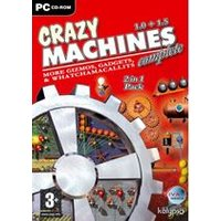 Crazy Machines: Complete 1 (PC CD)