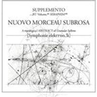 BT - Nuovo Morceau Subrosa (Music CD)