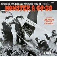 Various Artists - Monster A Go-Go (Music CD)