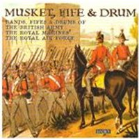 Various Artists - Musket Fife And Drum Bands