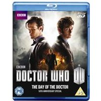 Doctor Who: The Day of the Doctor - 50th Anniversary (3D Blu-ray)