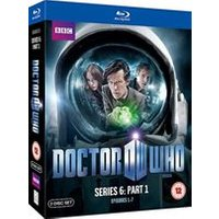 Doctor Who Series 6 Part 1 (Blu-Ray)