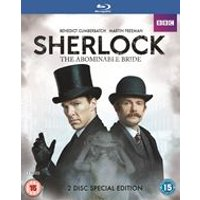 Sherlock - The Abominable Bride (2015 Special) (Blu-ray)