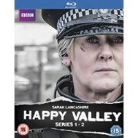 Happy Valley - Series 1 & 2 (Blu-ray)