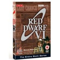Red Dwarf Series 6 (Two Discs)