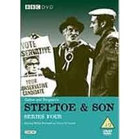 Steptoe And Son - Series 4 (Two Discs)