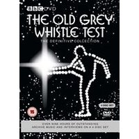 The Old Grey Whistle Test - Vols. 1 To 3 (Four Discs)
