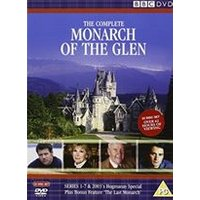 Monarch Of The Glen - Complete Series 1-7 (22 Discs) [Richard Briers]